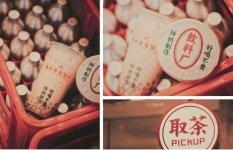 喜小茶瓶装厂推出了两条产品线,一条是鲜榨果汁,一条是瓶装汽水【】