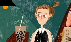 想要健康地喝奶茶,重要的是控制总的糖摄入量,不能喝了奶茶还惦记冰激凌、蛋糕、曲奇