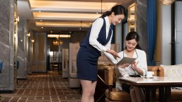 慢体验:靠舒适空间、靠贴心的菜品和服务赢得好感的第一步,打造独立、舒适的用餐空间。